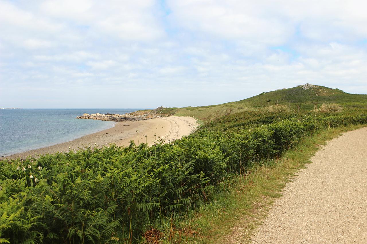 Jersey Guernsey Herm