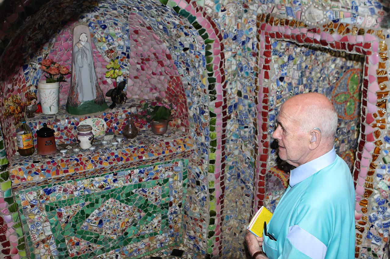 Guernsey the little chapel