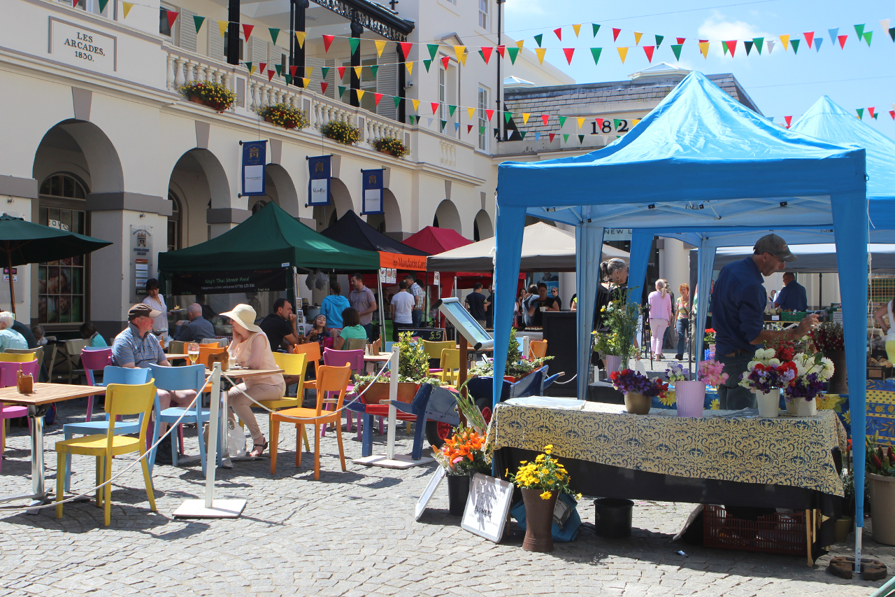 Guernsey Market Square