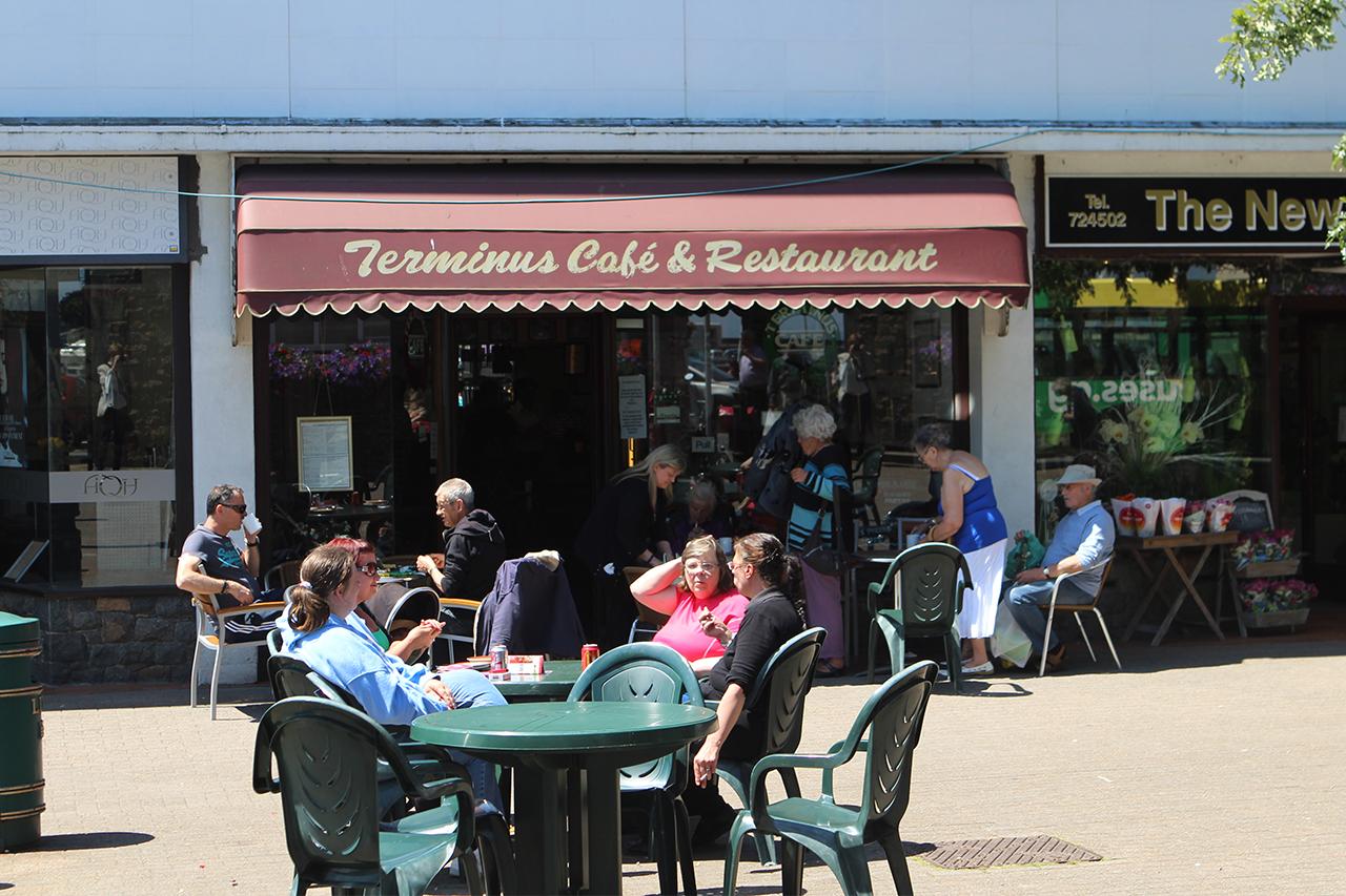 Guernsey Terminus Cafe