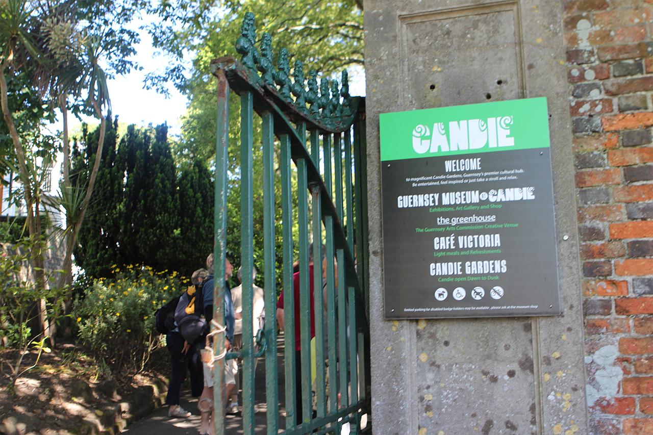 Guernsey Candie Gardens