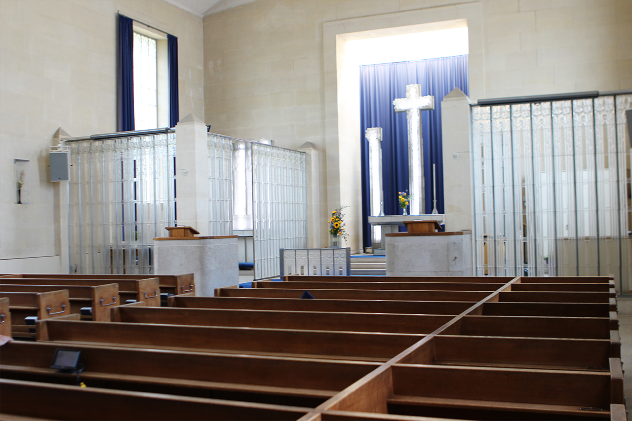Jersey Glass Church